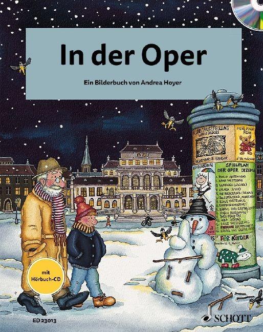 Hoyer Andrea: In der Oper