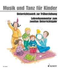 Nykrin, Rudolf u.a.: Musik und Tanz für Kinder - Lehrerkommentar 2