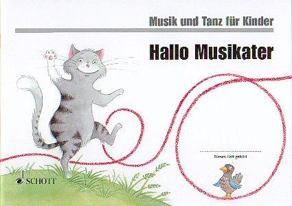 Nykrin, Rudolf u.a.: Hallo Musikater