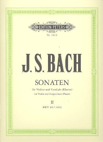 Bach, Johann Sebastian: Sonaten   Band 2