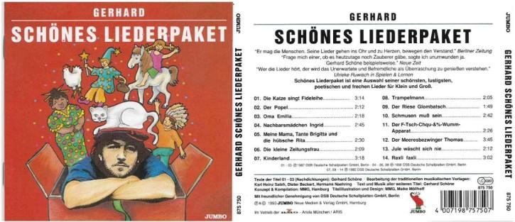 Schöne, Gerhard: Schönes Liederpaket