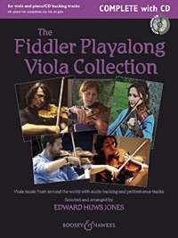 Huws Jones, Edward: The Fiddler Playalong Viola Collection