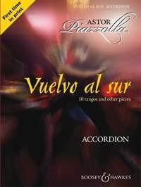 Piazolla, Astor (1921-1992): Vuelvo al sur