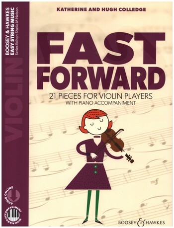 Colledge, Katherine: Fast Forward