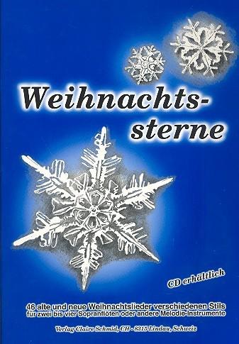 Schmid Claire: Weihnachtssterne