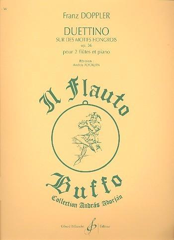 Doppler Franz: Duettino hongrois op 36