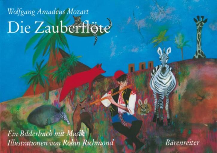 Mozart, Wolfgang Amadeus: Die Zauberflöte