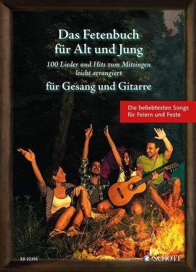 Müller, Sebastian: Das Fetenbuch fuer Alt und Jung