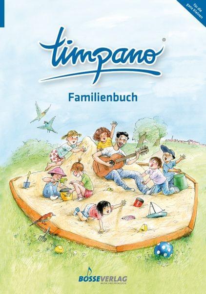 Dartsch, Michael u.a.: TIMPANO - Familienbuch