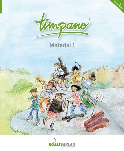 Dartsch, Michael u.a.: TIMPANO - Material 1