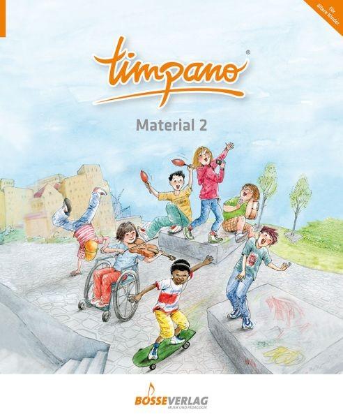 Dartsch, Michael u.a.: TIMPANO - Material 2