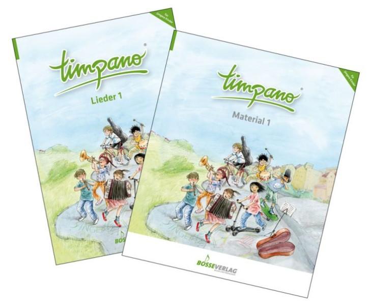 Dartsch, Michael u.a.: TIMPANO - Schüler-Timpano-Paket 1