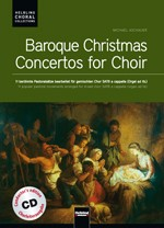 Aschauer, Michael: Baroque Christmas Concertos for Choir
