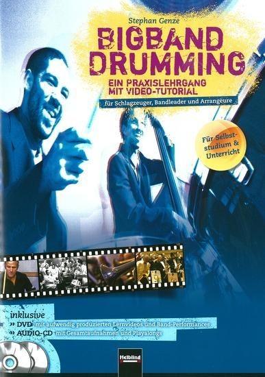 Genze, Stephan: Bigband Drumming