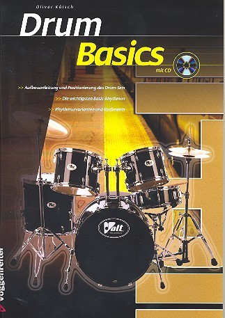 Koelsch Oliver: Easy drum basics