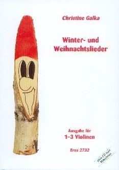 Galka, Christine: Winter- und Weihnachtslieder