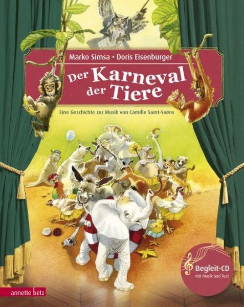 Simsa, Marko  /Eisenburger, Do: Der Karneval der Tiere
