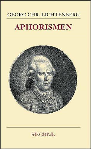 Lichtenberg, Georg Christoph: Aphorismen