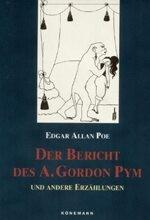 Poe, Edgar Allen: Der Bericht des A. Gordon Pym