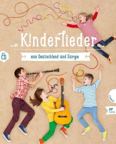 Holleben, Jan von: Kinderlieder aus Deutschland und Europa
