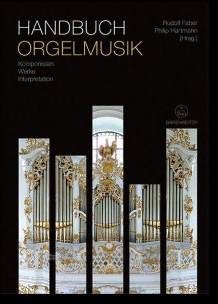 Faber - Hartmann (Hg.): Handbuch Orgelmusik