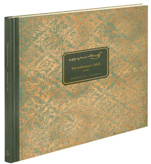 Mozart, Wolfgang Amadeus: Klavierkonzert c-Moll KV 491