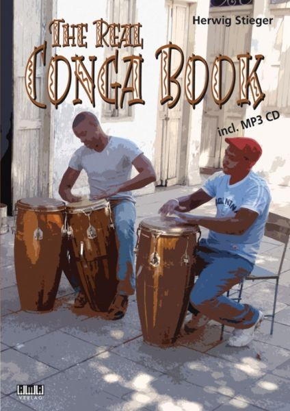 Stieger, Herwig: The real Conga Book