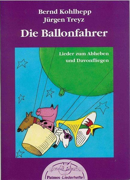 Kohlhepp, Bernd: Die Ballonfahrer