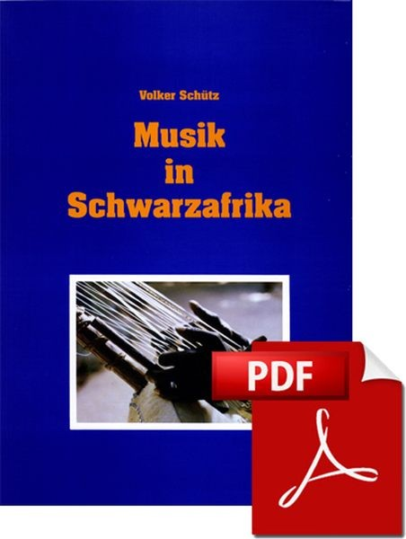 Schütz, Volker: Musik in Schwarzafrika E-Book