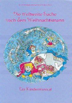 Schmollack, Katja: Die weltweite Suche nach dem Weihnachtsmann