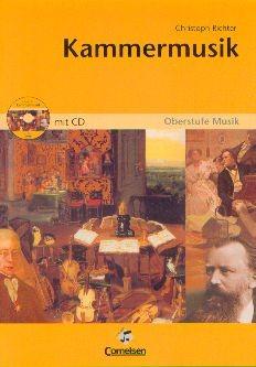 Richter, Christoph: Kammermusik - mit CD