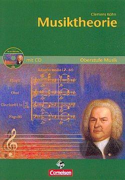 Kühn, Clemens: Musiktheorie - mit CD