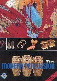 Schomerus, Hilko: Modern Percussion - Buch mit CD