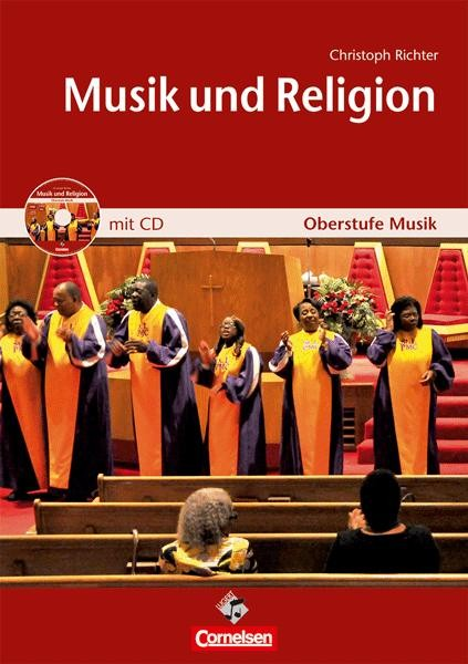 Richter, Christopf: Musik und Religion - mit CD