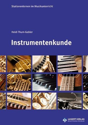 Thum-Gabler, Heidi: Instrumentenkunde inkl. CD