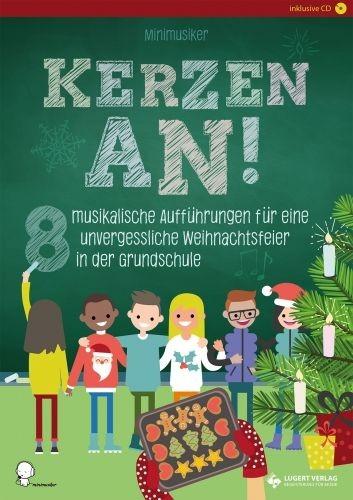 Mansberg, Heidi von: Kerzen an!