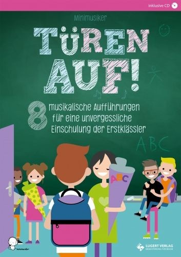 Lütke-Lefert, Lars + Backhaus, Till: Türen auf!