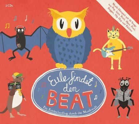.: Eule findet den Beat - Hörspiel-CD