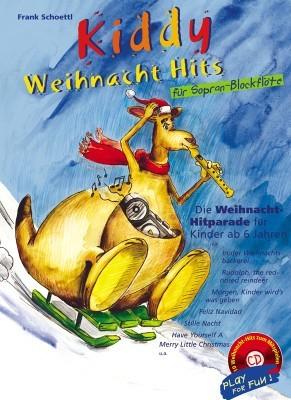 Schoettl Frank: Kiddy Weihnacht Hits