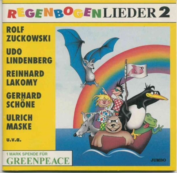 : Regenbogenlieder 2