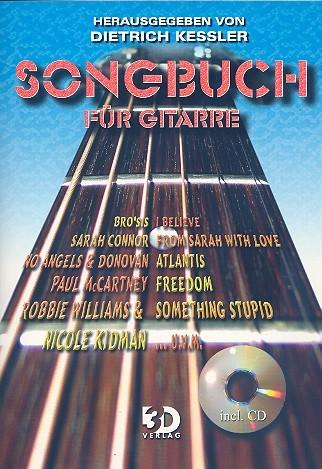 Kessler, Dietrich (Hrsg.): Songbuch für Gitarre