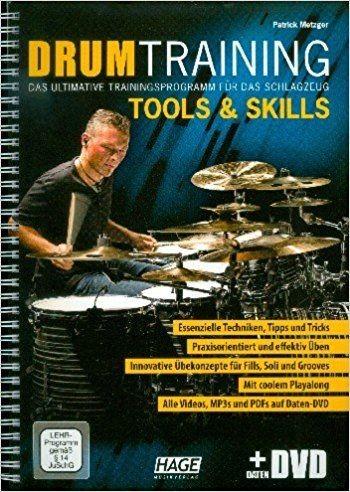 Metzger Patrick: Drum training tools + skills