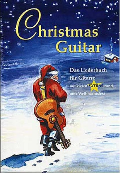Wieland, Harms (Hrsg.): Christmas guitar