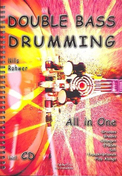 Rohwer Nils: Double bass drumming - all in one