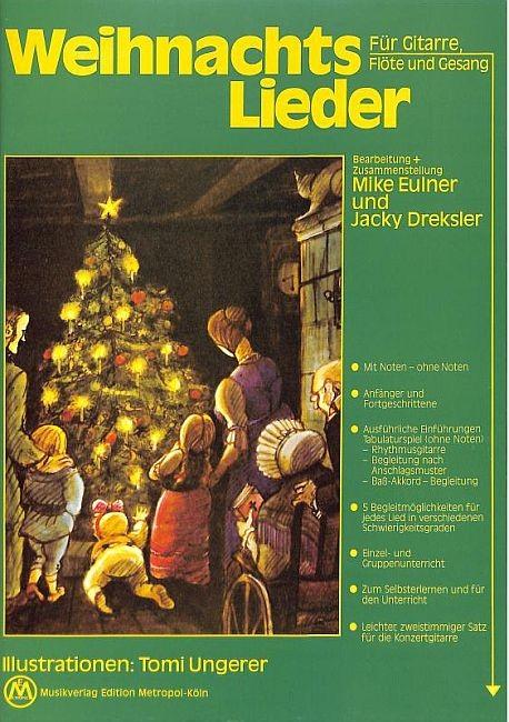 Dreksler Jacky, EULNER MIKE: Weihnachtslieder