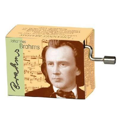 Spieluhr: Spieluhr Brahms Wiegenlied