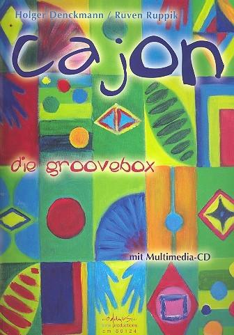 Denckmann, Holger/Ruppik, Ruven: Cajon - Die Groovebox