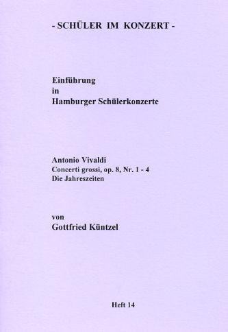 Vivaldi, Antonio: Die Jahreszeiten - SIK