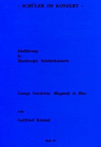 Gershwin, George: SiK Rhapsody in Blue