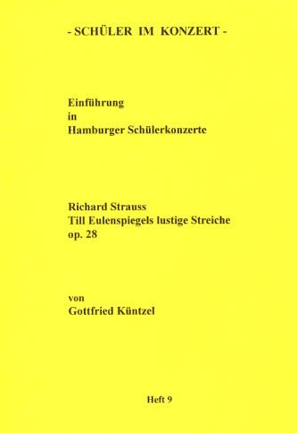 Strauss, Richard: SiK Till Eulenspiegel